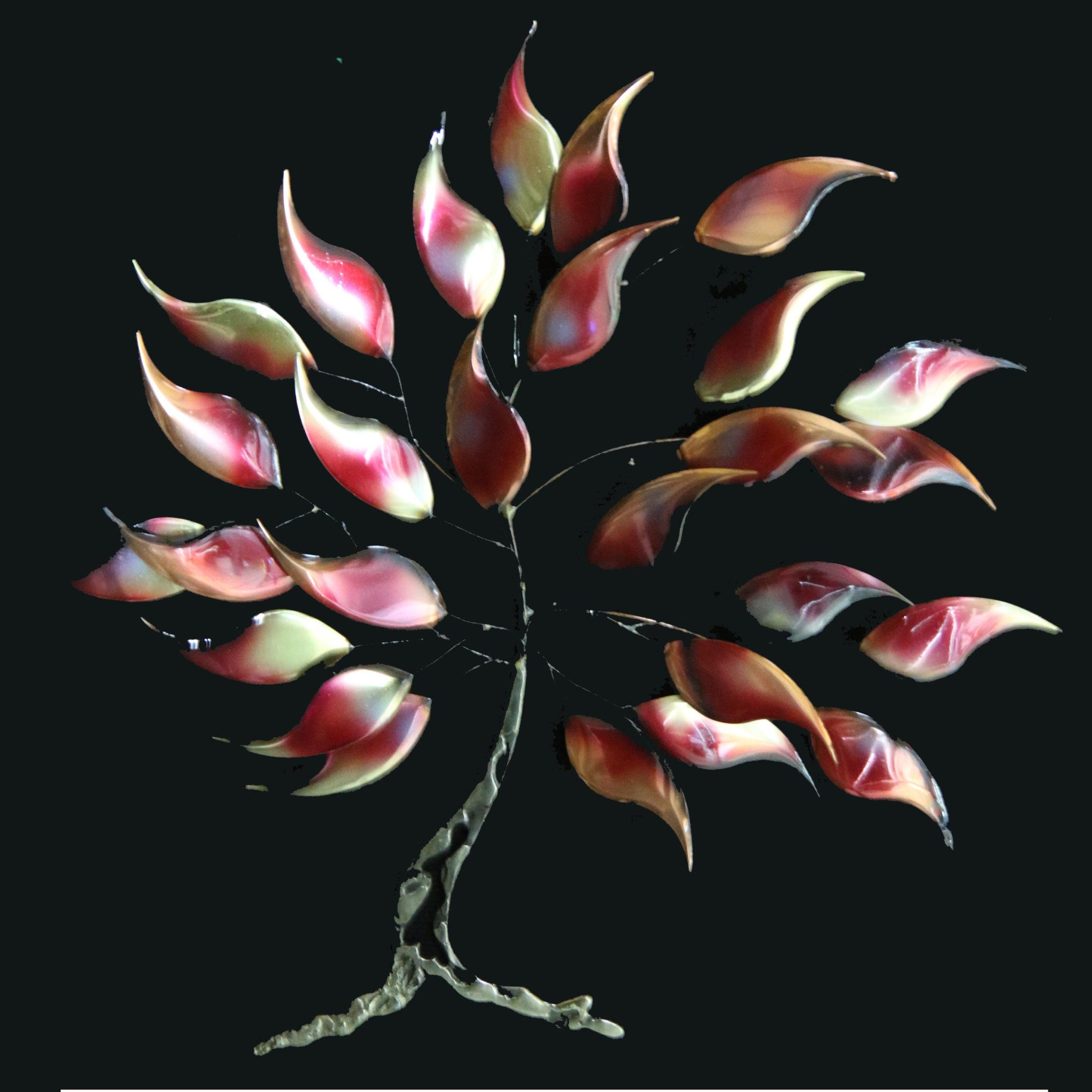 Divy Tree Maroon Ray Berger