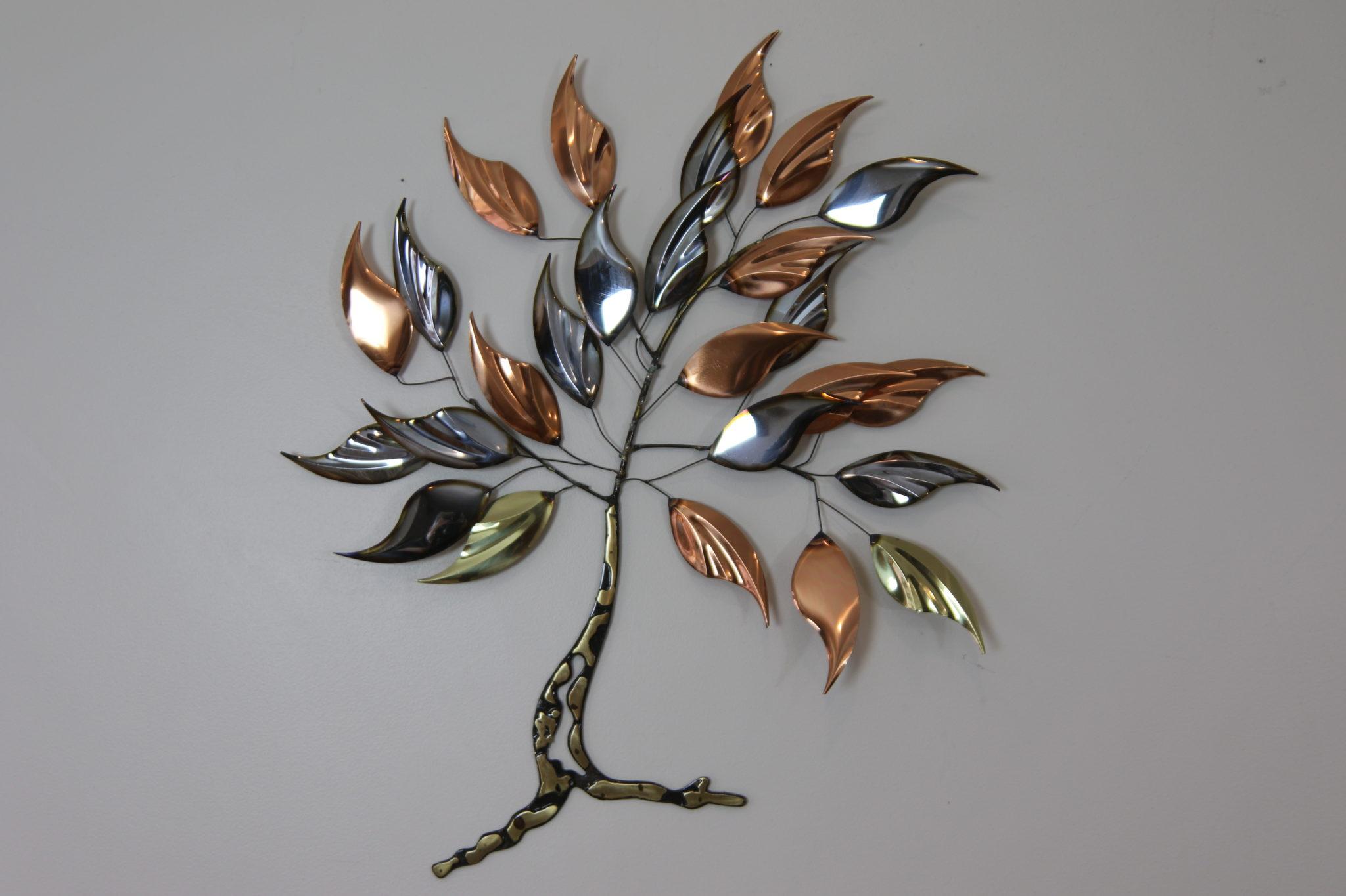 Ray Berger Metal Sculpture