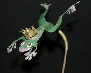 prince frog by raymond berger